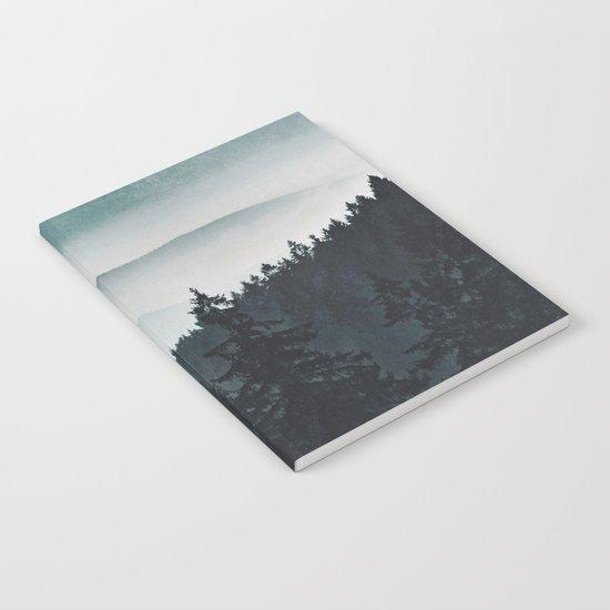 Mountain Light Notebook