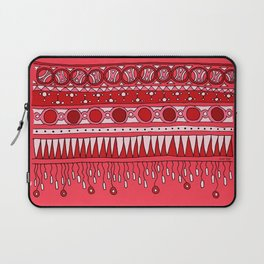 Yzor pattern 007-3 pink Laptop Sleeve