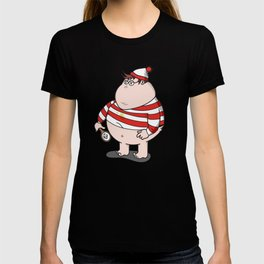 Where's Willy? T-shirt