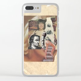 Ronnie Clear iPhone Case