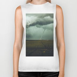 Tornado Alley (Color) Biker Tank