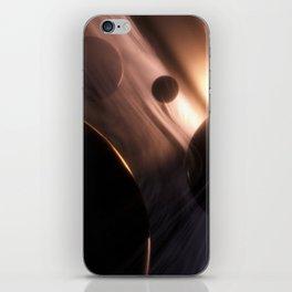 Planetary Pilgrimage iPhone Skin