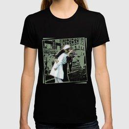 A Kiss T-shirt