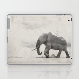 Rocky Elephant Laptop & iPad Skin