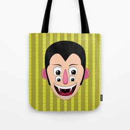 The Weirdest Count Tote Bag