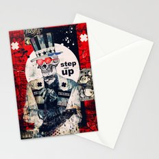 Step Right Up Stationery Cards