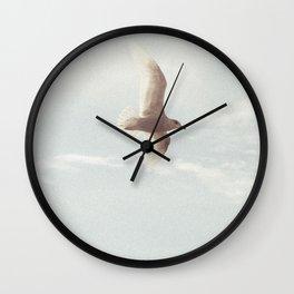 The Birds #3 Wall Clock