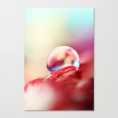 Dreamy Droplet Canvas Print