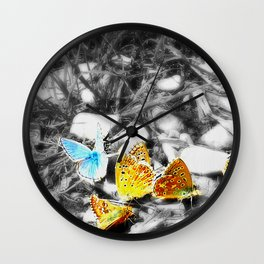 Un conte en morceaux [1] Wall Clock