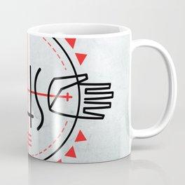 IHS religious Jesuit symbol Coffee Mug