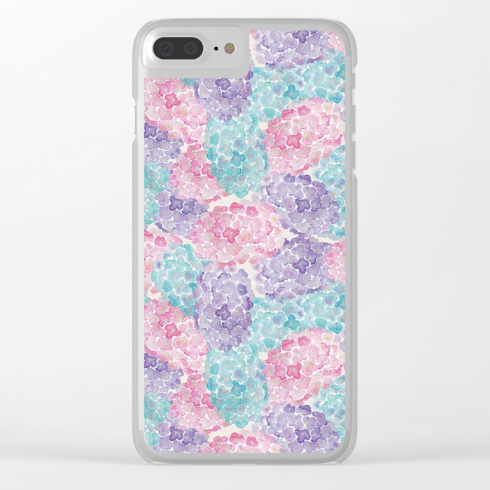 Spring is in the air #24 Clear iPhone Case