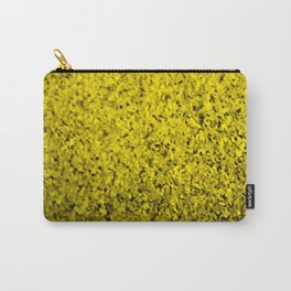yellow cluster Carry-All Pouch