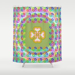 Little more equal among equals ... Shower Curtain
