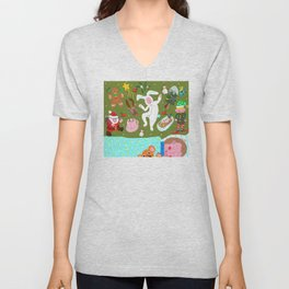 Christmas dream Unisex V-Neck
