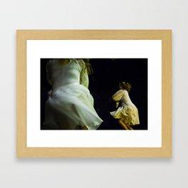 Flow... Framed Art Print