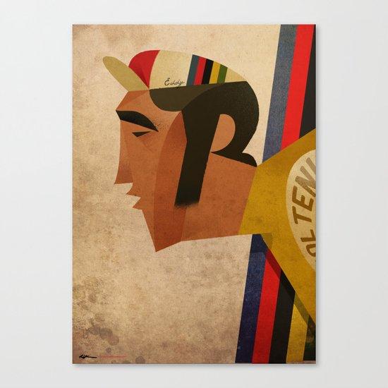 Eddy Canvas Print