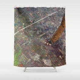 Atelier Shower Curtain