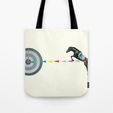 On Target : Sagittarius Tote Bag