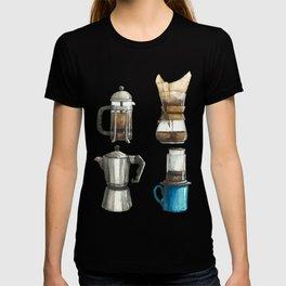 How Do You Brew? T-shirt