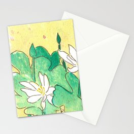 Bloodroot Stationery Cards
