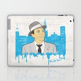 These Litte Town Blues Laptop & iPad Skin