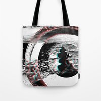 solid Tote Bags featuring Solid by ChiTreeSign