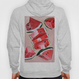 Fruit, watermelon, summer Hoody