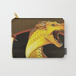 Wings of Dragon Carry-All Pouch