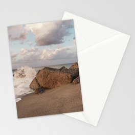 Autumn seascape Stationery Cards