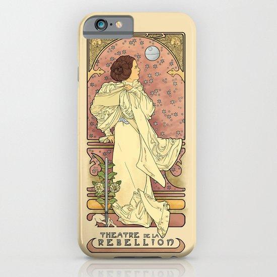 La Dauphine Aux Alderaan iPhone & iPod Case