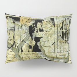Roth Plot Pillow Sham