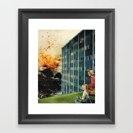 1/3 Framed Art Print