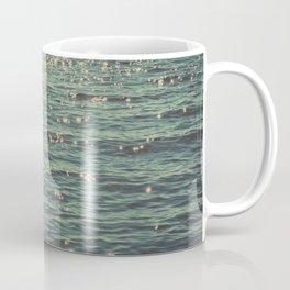 Sea Glitter (vintage) Coffee Mug