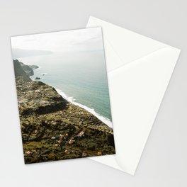 Madeira Portugal Coast Stationery Cards