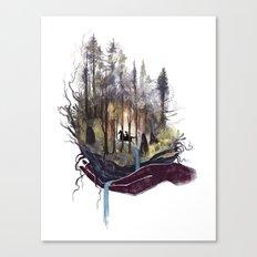 Earth Song Canvas Print