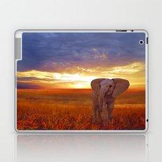 Elephant baby Laptop & iPad Skin