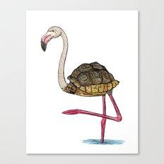 Flamingoise Canvas Print