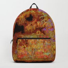 Palette of Autumn Colors Backpack
