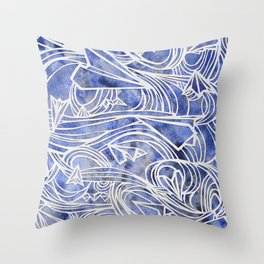 Herland Throw Pillow