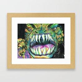 Jolene Framed Art Print