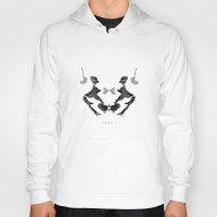 rorschach Hoodies featuring Rorschach by Pray M O S E S™