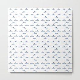 Flying saucer 1 Metal Print