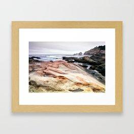 Point Lobos State Park Framed Art Print