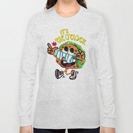 Tac O' Clock Long Sleeve T-shirt