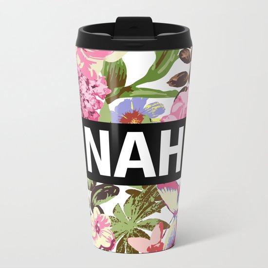 NAH Metal Travel Mug