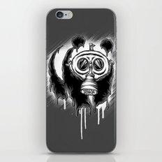 Choked Panda iPhone & iPod Skin