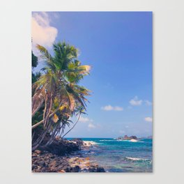 atlantida Canvas Print