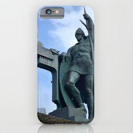 Viking God iPhone Case