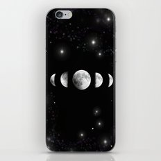 Stars and Moons iPhone & iPod Skin