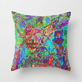 The Weaving Throw Pillow